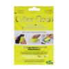 Kép 1/7 - Cyber Clean Alkoholos és Antibakteriális Fertőtlenítő Tisztítómassza, 80g-os, Citrus Illatú, Sárga