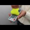 Kép 7/7 - Cyber Clean Alkoholos és Antibakteriális Fertőtlenítő Tisztítómassza, 80g-os, Citrus Illatú, Sárga