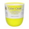 Kép 2/2 - Cyber Clean Alkoholos és Antibakteriális Fertőtlenítő Tisztítómassza, 160g-os, Citrus Illatú, Sárga