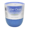 Kép 1/2 - Cyber Clean Alkoholos és Antibakteriális Fertőtlenítő Tisztítómassza, 160g-os, Mentol Illatú, Kék