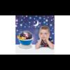 Kép 1/6 - LED csillagos égbolt mini projektor - blue