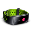 Kép 4/7 - ProWear Band Q8 pulzus-, vérnyomás- és véroxigánmérő vízálló okoskarkötő - Zöld
