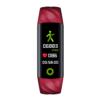 Kép 5/7 - ProWear Band S5 pulzus-, vérnyomás- és véroxigénmérő multisport vízálló okoskarkötő magyar nyelvű alkalmazással - Piros