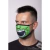 Kép 6/7 - Green Monster félarc arcmaszk