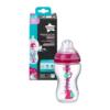 Kép 1/2 - Tommee Tippee cumisüveg Advenced anti colic rózsaszín 340 ml
