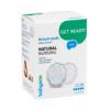 Kép 2/2 - BabyOno melltartóbetét Natural Nursing eldobható 24db fehér