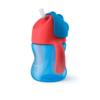 Kép 1/2 - Avent itatópohár rugalmas szívószállal 200ml 9hó fiús