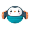 Kép 1/4 - Fisher-Price Guruló állatbarát - Pingvin