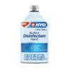 Kép 3/3 - MOL Hygi Flow Rapid alkoholos felület tisztító folyadék (fertőtlenítő, 2000 ml)