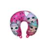 Kép 1/2 - LOL Baba utazópárna kislányoknak - nyakpárna - pink