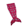 Kép 1/2 - Gyerek sellő takaró - plüss hálózsák - Unikornis - pink