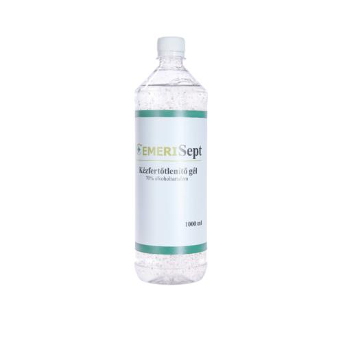 EMERISEPT Higiénés Kézfertőtlenítő Gél - 1000 ml