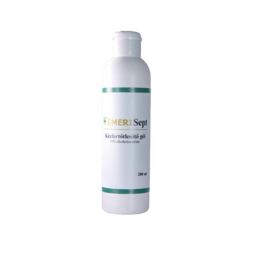 EMERISEPT Higiénés Kézfertőtlenítő Gél - 200 ml