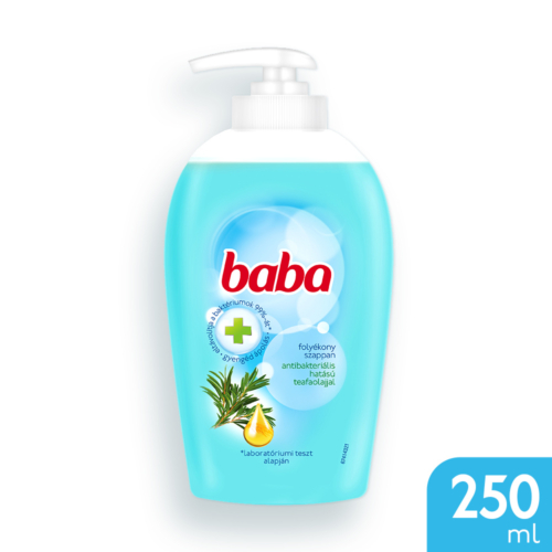 Baba Folyékony Szappan Kamilla 250ml