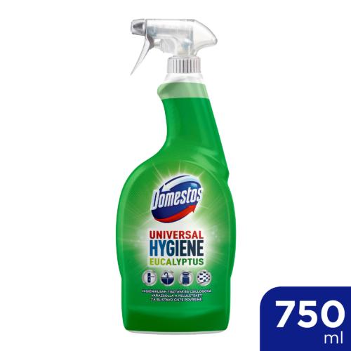Domestos Universal Hygiene Eucalyptus Spray 750ml