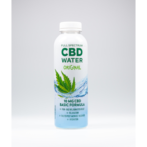 AIDVIAN Full Spectrum CBD Water ORIGINAL 10 mg 500 ml