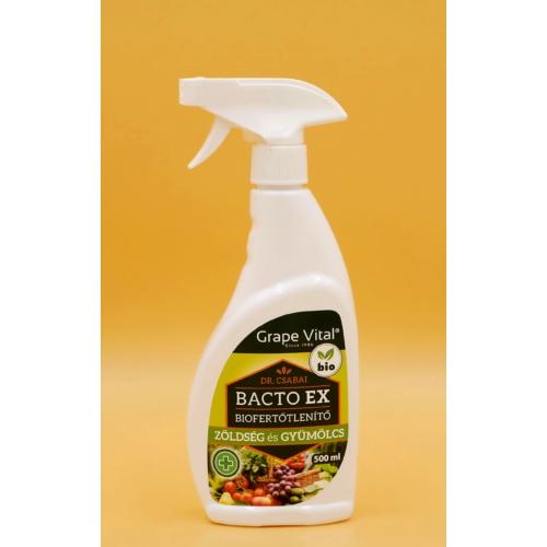 BactoEx® Fruit & vegetable wash 500 ml Spray