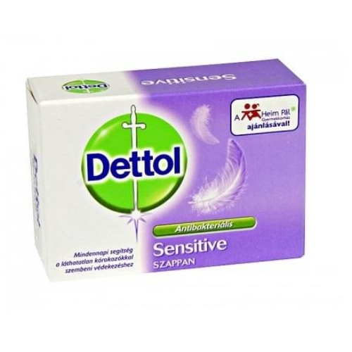 Dettol szappan 100gr Sensitive