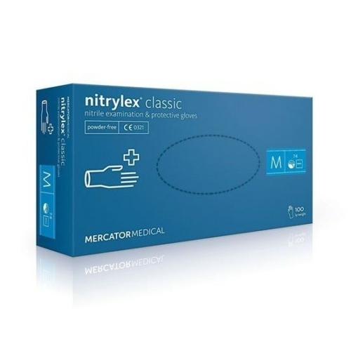 NItrylex Classic nitril kesztyű 100db - M méret
