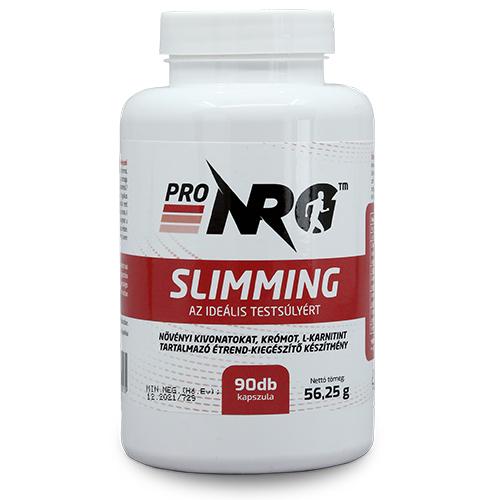 PRO NRG Slimming kapszula