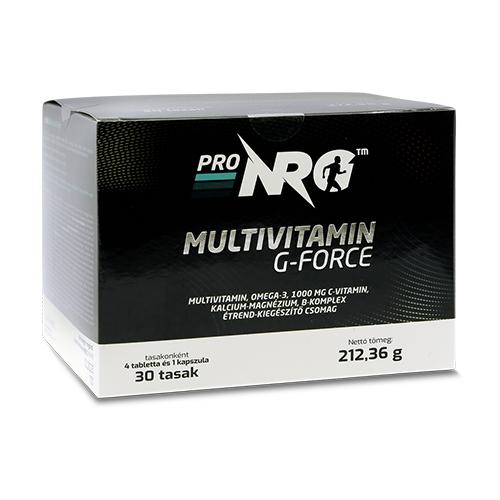 PRO NRG Multivitamin/G-Force