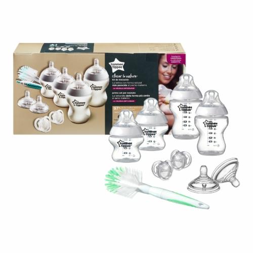 Tommee Tippee újszülött cumisüveg kezdő szett CTN BPA-mentes (9db)