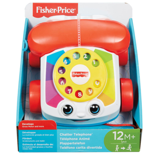 Fisher-Price Fecsegő telefon FGW66