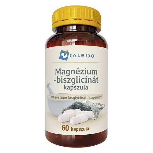 Caleido MAGNÉZIUM biszglicinát kapszula 60 db