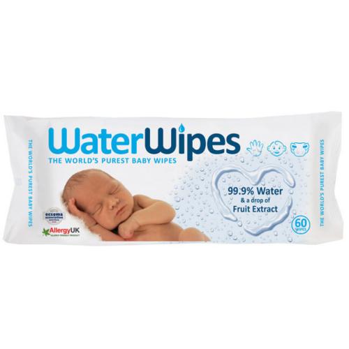 WaterWipes Baba Nedves Törlőkendő