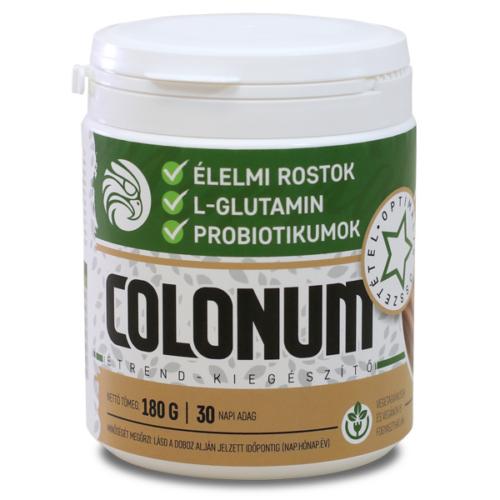 COLONUM béltisztító étrend-kiegészítő, 180g