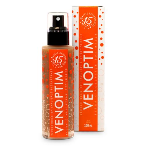 Venoptim gyógypermet vérkeringés javító, 100ml