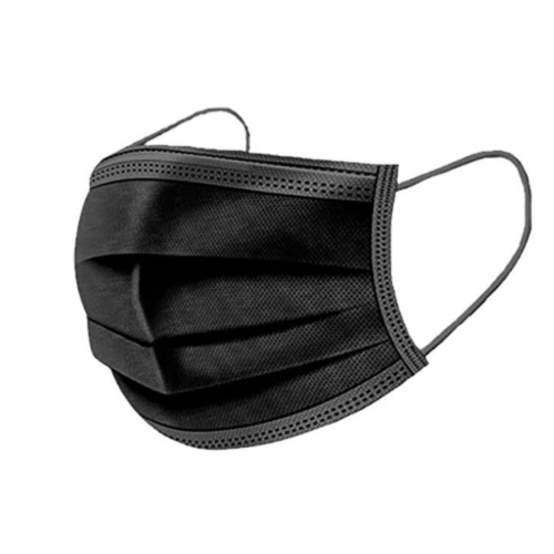fekete maszk