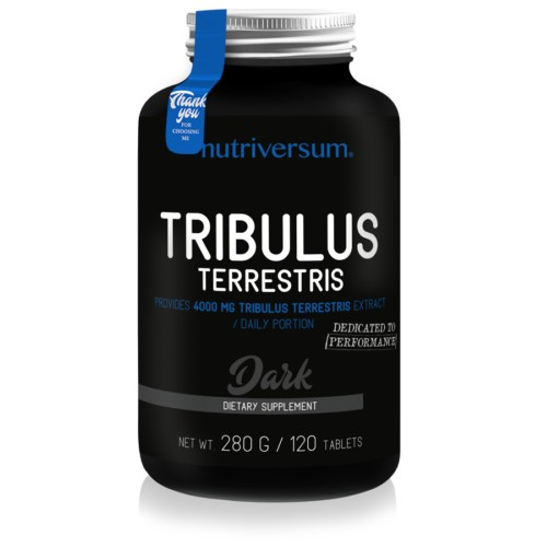 TRIBULUS TERRESTRIS KAPSZULA 2000mg - 120db